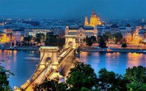 History of Budapest